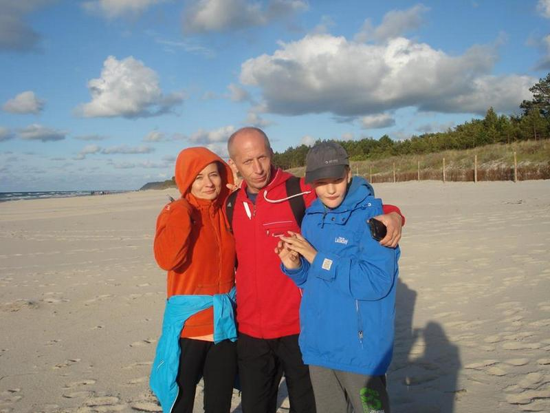 Fotografie z artykułu: SUPERAŚNY, wyjazd nad morze z naszym Klubem RodzicówAutyzm/Płock.