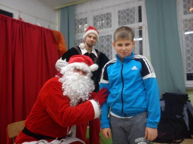 Fotografie z artykułu: Mikołajki