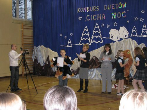 Fotografie z artykułu: Cicha noc... czyli sukcesy w konkursach o tematyce świątecznej...