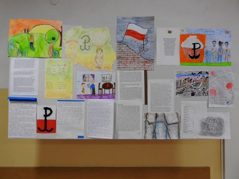 Fotografie z artykułu: Dni Patrona Szkoły 2016/17
