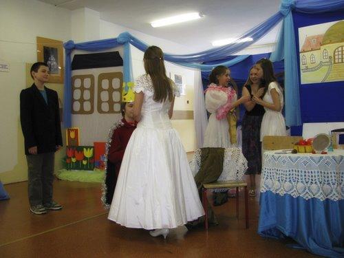 Fotografie z artykułu: Dzień Otwarty w naszej szkole...