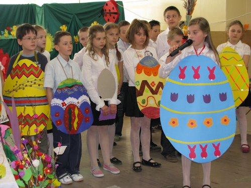 Fotografie z artykułu: Wielkanocne zwyczaje...