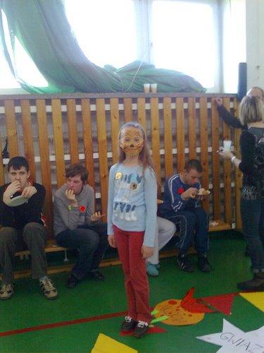 Fotografie z artykułu: Spotkanie z zajączkiem ...