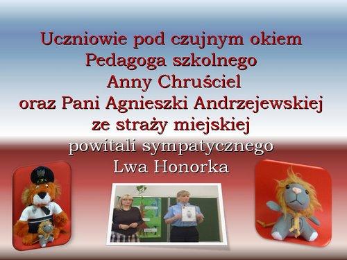 Fotografie z artykułu: I Mazowieckie Forum Edukacji dla Bezpieczeństwa...