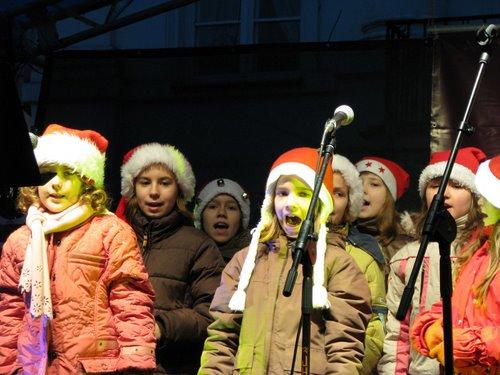 Fotografie z artykułu: Koncert mikołajkowy...