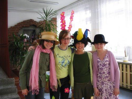 Fotografie z artykułu: Bądź modny wiosną...