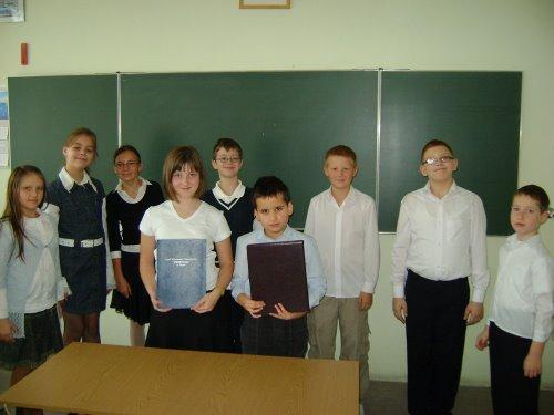 Fotografie z artykułu: Uroczysta akademia podsumowująca obchody 90 rocznicy odzyskania niepodległości...