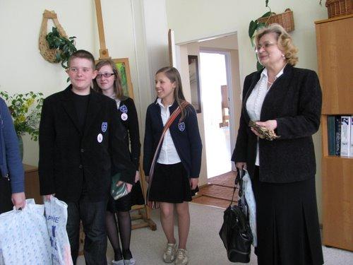 Fotografie z artykułu: Poloniada 2009