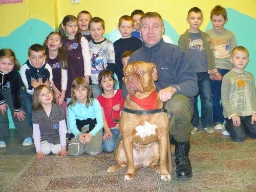 Fotografie z artykułu: Kiedy zaatakuje pies...