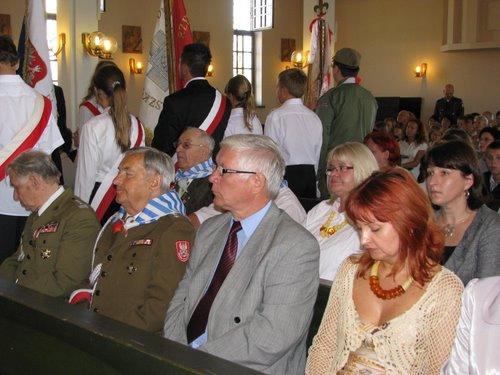 Fotografie z artykułu: 70 rocznica wybuchu II wojny światowej...
