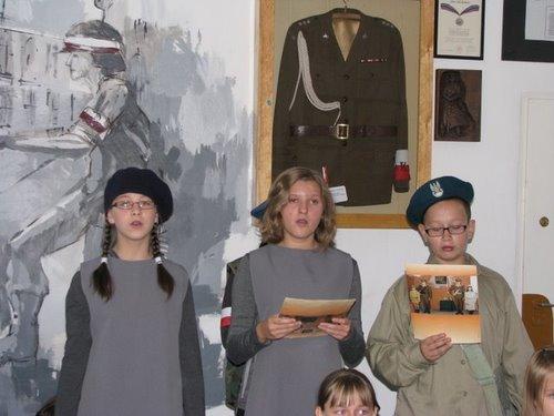 Fotografie z artykułu: Dzień Kombatanta 2009...