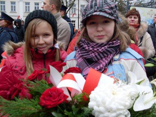 Fotografie z artykułu: 11 listopada Święto Niepodległości...