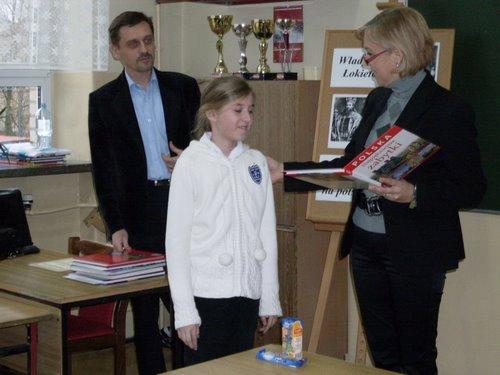 Fotografie z artykułu: Konkurs historyczny...