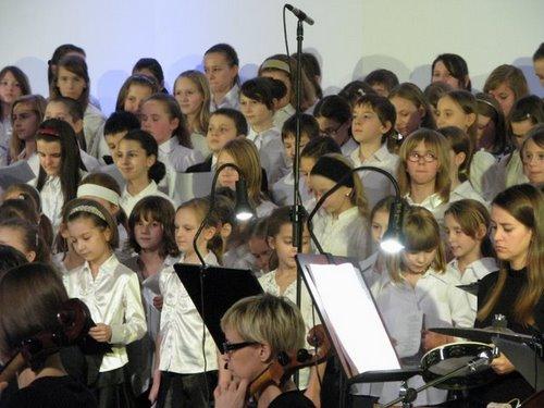 Fotografie z artykułu: Koncert kolęd i pastorałek...