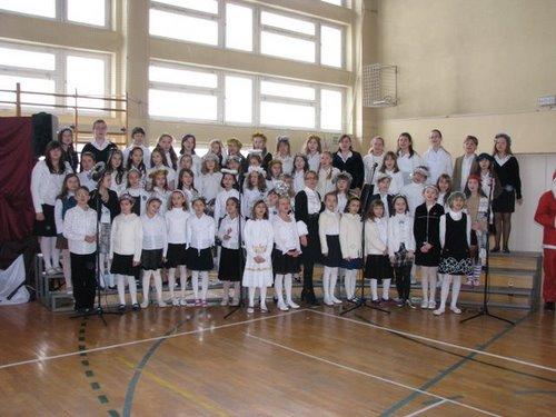 Fotografie z artykułu: Jasełka 2009...