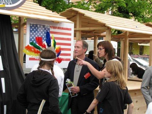 Fotografie z artykułu: XII Piknik Europejski na Starym Rynku...