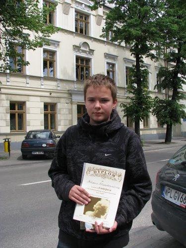 Fotografie z artykułu: I Międzyszkolny Konkurs Muzyczny 'Nasz Chopin' rozstrzygnięty!