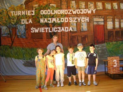 Fotografie z artykułu: Świetlicjada 2010