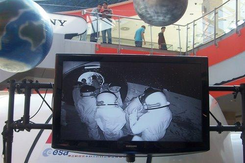 Fotografie z artykułu: Nasi koledzy na Księżycu