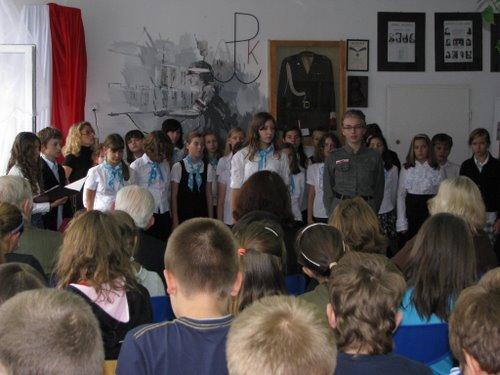Fotografie z artykułu: Dzień Kombatanta 2010