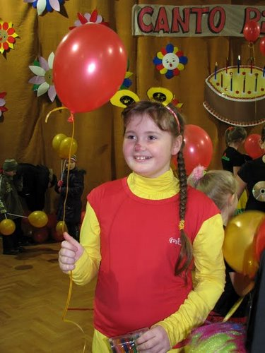 Fotografie z artykułu: Powiatowy Międzyszkolny Konkurs Piosenki Dziecięcej CANTO  PICCOLO rozstrzygnięty!