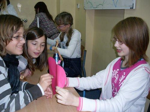 Fotografie z artykułu: Andrzejki 2010