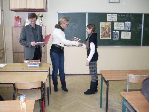 Fotografie z artykułu: Konkurs historyczny 'Jadwiga i Władysław Jagiełło - początek nowej dynastii'