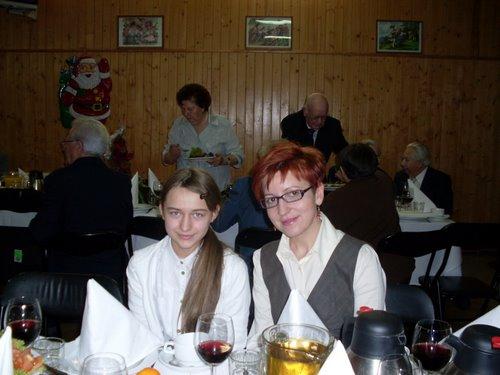 Fotografie z artykułu: Wigilijno - noworoczne spotkanie kombatantów