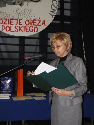 Fotografie z artykułu: Losy żołnierza i dzieje oręża polskiego - etap rejonowy
