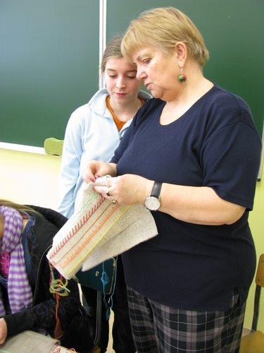 Fotografie z artykułu: Ferie zimowe ... spędzaliśmy w szkole!