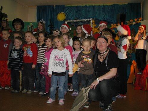 Fotografie z artykułu: Mili goście w naszej szkole
