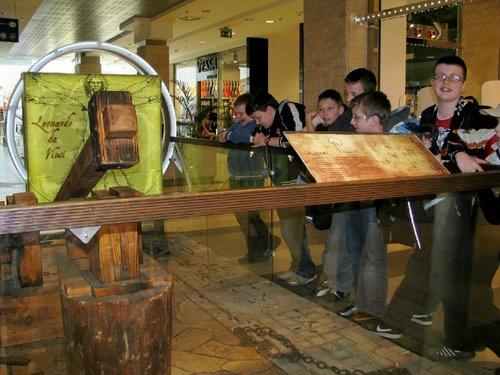 Fotografie z artykułu: Wynalazki Leonardo da Vinci