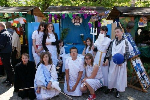 Fotografie z artykułu: Piknik Europejski 2011