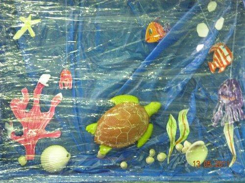 Fotografie z artykułu: Bajka mojego dzieciństwa - 'Podwodni bohaterowie'