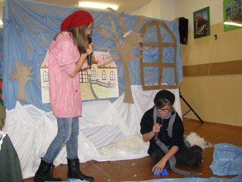 Fotografie z artykułu: 'Snow Queen' czyli VIc wystawia baśń Andersena