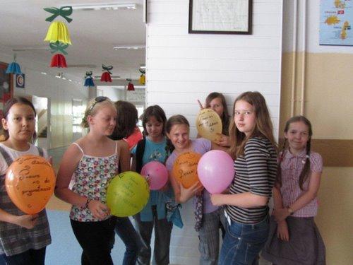 Fotografie z artykułu: Balony do nieba