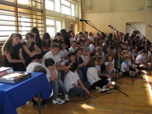 Fotografie z artykułu: Zakończenie roku szkolnego 2010/11