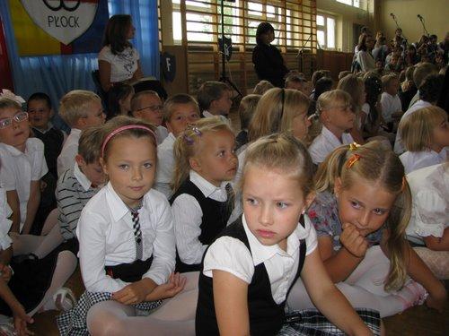 Fotografie z artykułu: Inauguracja roku szkolnego 2011/12