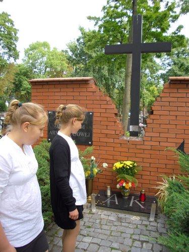 Fotografie z artykułu: Rocznica tragicznego września ...