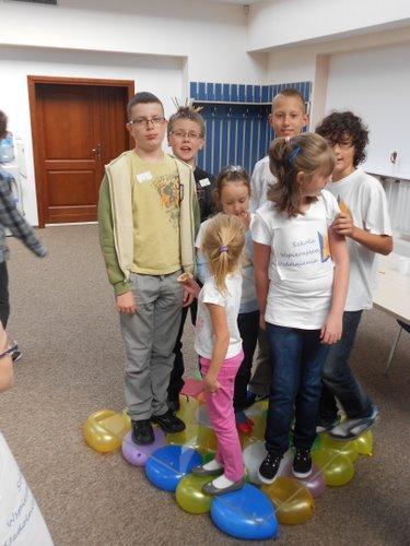 Fotografie z artykułu: Uczestniczymy w Dniu Płockich Inicjatyw Pozarządowych
