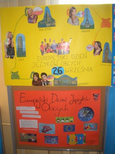 Fotografie z artykułu: Europejski Dzień Języków 2011