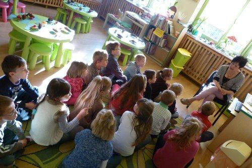 Fotografie z artykułu: Jesienne spotkania w Książnicy Płockiej