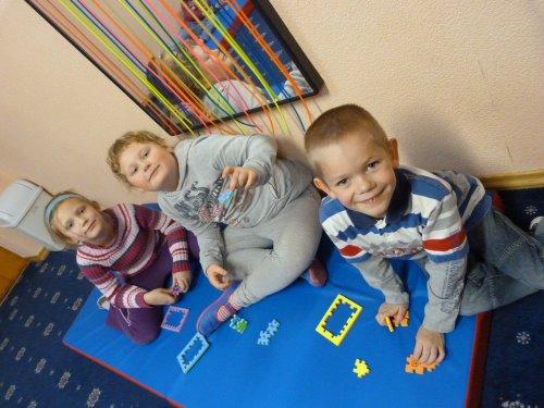 Fotografie z artykułu: HAPPY C(L)UBE działa w naszej szkole!