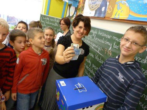 Fotografie z artykułu: GÓRA GROSZA