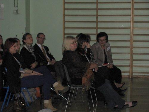 Fotografie z artykułu: V spotkanie metodyczne opiekunów praktyk