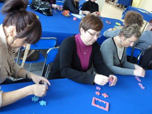 Fotografie z artykułu: Matematyczne preteksty w naszej szkole
