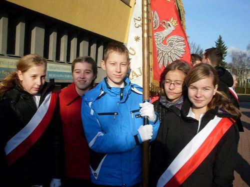 Fotografie z artykułu: Bierzemy udział w uroczystościach związanych z 30. rocznicą wprowadzenia stanu wojennego w Polsce