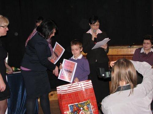 Fotografie z artykułu: XX Miejski Konkurs Plastyczny na Najładniejszą Kartę Świąteczną rozstrzygnięty!