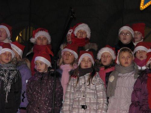 Fotografie z artykułu: Wigilia z Prezydentem i ... chórem 'Viva la musica'