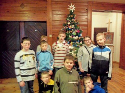 Fotografie z artykułu: Boże Narodzenie w tradycji i zwyczajach ludowych.